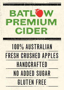 Batlow Premium Cider
