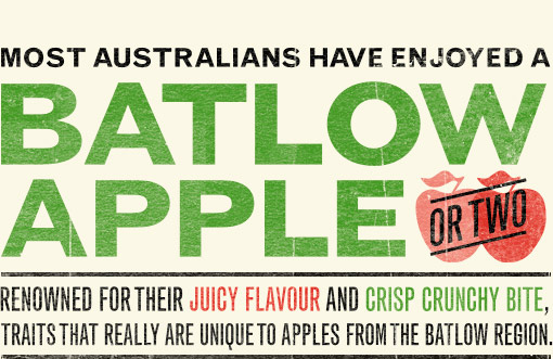About Batlow Apples